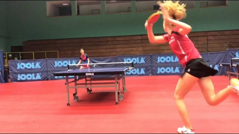 Leonie Challenge Match Highlights