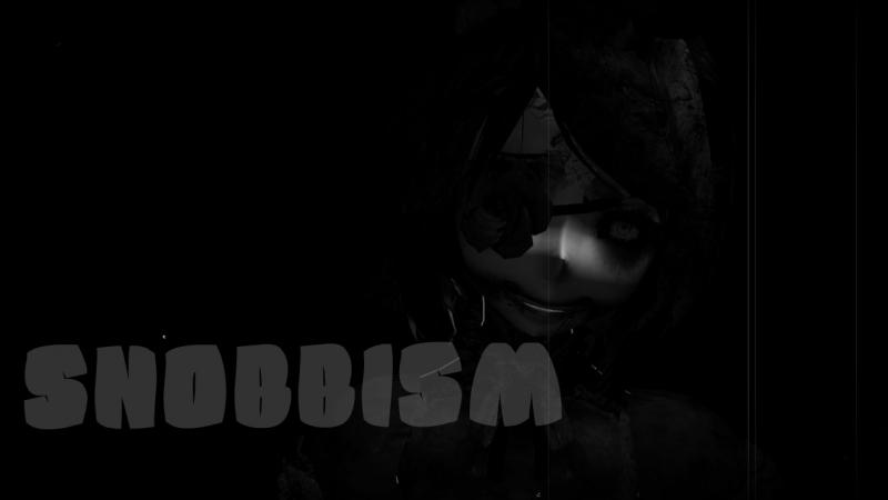 【MMD/Vocaloid】SNOBBISM   Len, Rin and Luka   (ver.2)