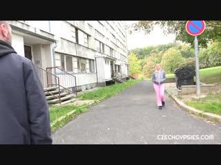 CzechGypsies Vanessa Sweet - Fucked With Horny Guy New Porn 2018