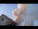 Пожар в Бийске 08.01.18