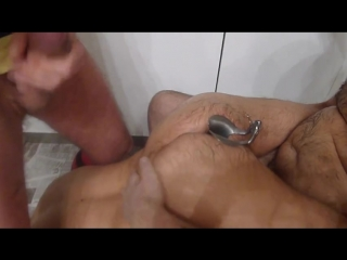 [g #rus #fisting #piss] andyrus и mayorovd #41 pissbeer and fist with blow job