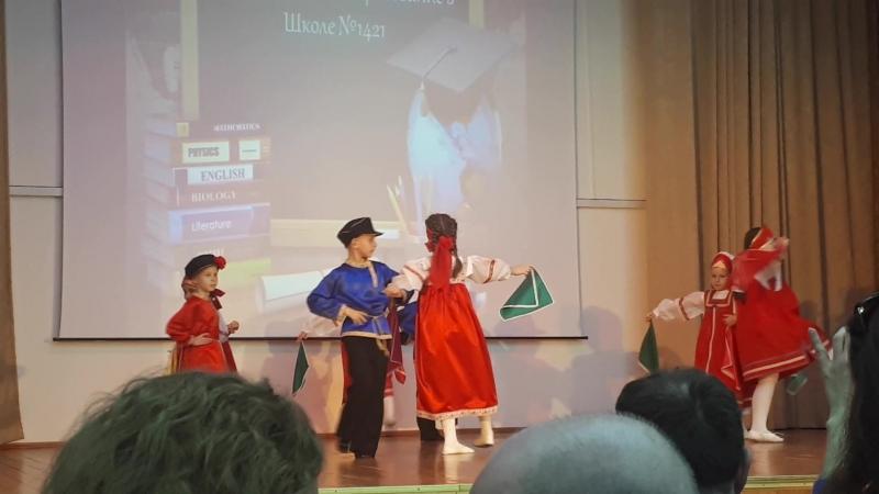 Концерт в школе 21.04.18 3