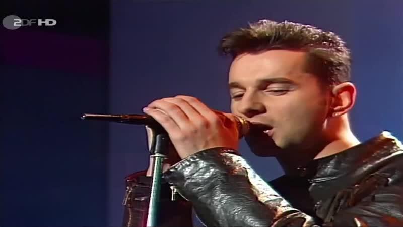 Depeche Mode Personal Jesus Live 1989 HD 1080