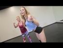 ProКрасоту - Как танцевать твёрк  _ ChameleonTV
