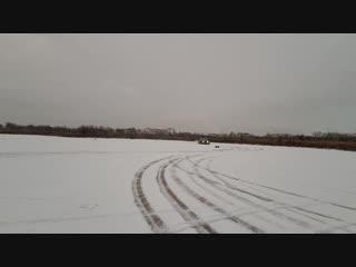 Первы дрифт снег 2018 ODRC OREL.wmv