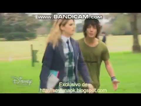 Soy Luna 3 Cap 6 el fin de Yamiro :( Yam no quiere ver mas a Ramiro