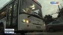 В Симферополе на линии вышли новые автобусы ЛиАЗ