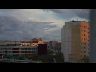 С нами пробуждается город