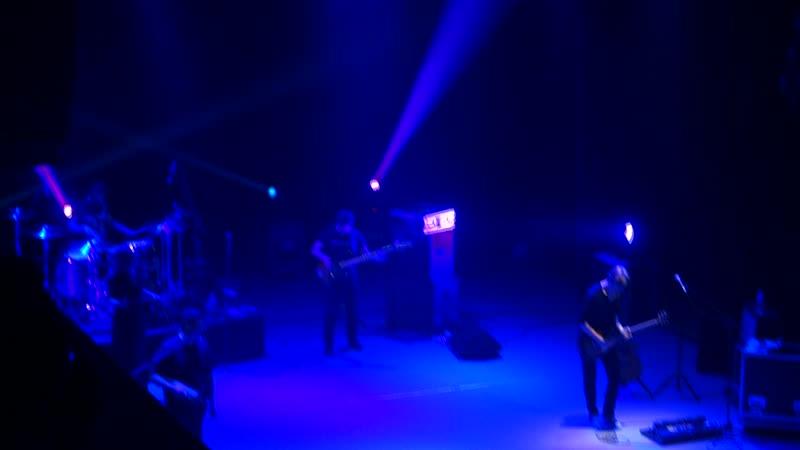 Мельница Любовь во время зимы любительская съёмка на концерте в Челябинске 11 03 2018 г