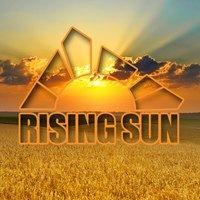 Логотип Свободное рок-объединение Rising Sun