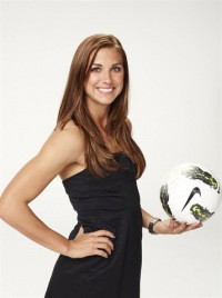 alex morgan фото