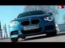 BMW M135 тест-драйв временный KS / BMW M135 test drive temporary KS