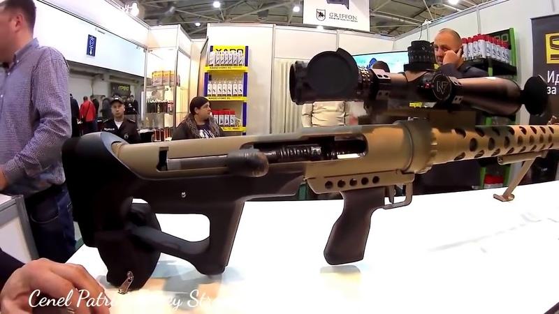 Самая крутая снайперская винтовка Украины не имеющая аналогов в мире 2017