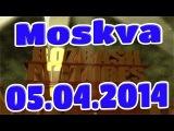 Bozbash Pictures Moskva [Rusiya] (05.04.2014)