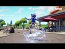 Воздушная акробатика (Rocket spiner)