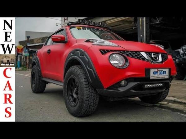 Nissan Juke 2019 Off Road Autobot Autoworks TUNING