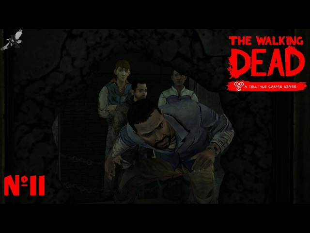 The Walking Dead №11 Разногласия