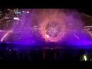 Wonder Full- знаменитое лазерное шоу фонтанов около отеля Marina Bay Sands, Сингапур