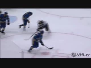 Форвард Виннипега Лайне забросил пять шайб в ворота Сент-Луиса в матче НХЛ