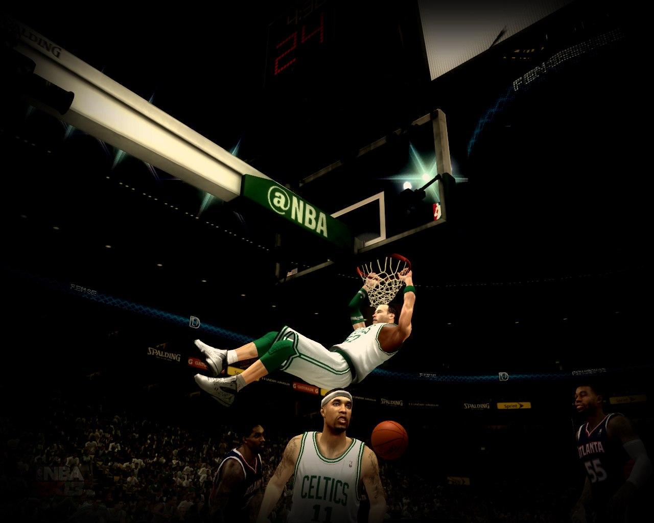 Стоп-кадр НБА2К13