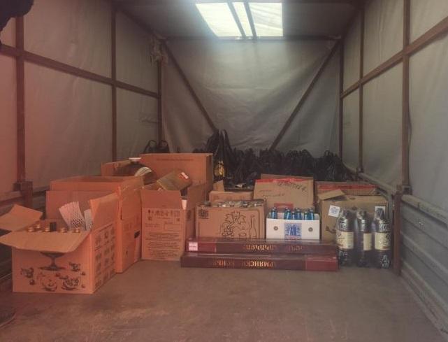 В Сторожевой-2 пресечена незаконная торговля алкоголем
