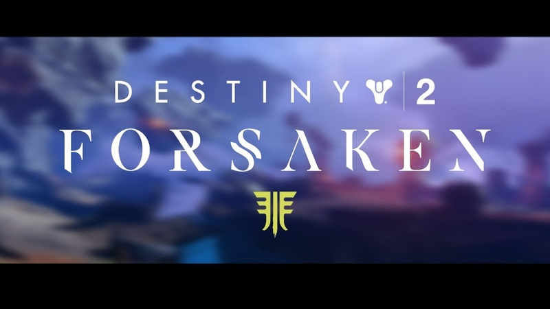 「Destiny 2 - 𝙵𝙾𝚁𝚂𝙰𝙺𝙴𝙽」