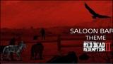 Red Dead Redemption 2 - Saloon bar themeost Музыка из барапьянка в баре.