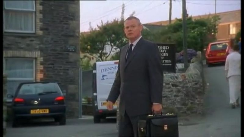 Доктор Мартин Doc Martin 2004 год 1 сезон 5 серия