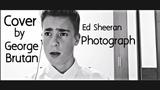 Photograph - Ed Sheeran (cover by George Brutan) 2018th