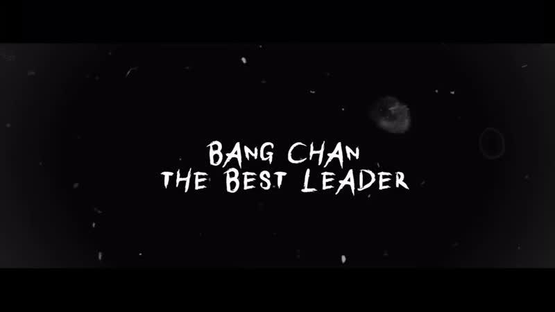 Bang chan the best leader cr freaklymarsha