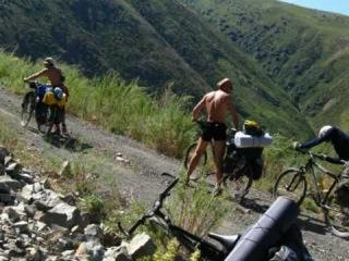 Велопоход по Киргизии август 2008 г
