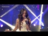 La Dama ''Estrella Fugaz'' Live [Eurovisión 2014] Spain