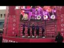 Танцевальный микс от тренеров «Магис Спорт PLAZA» на массовой тренировке в Парке Спорта