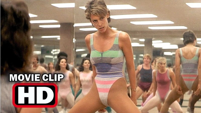 PERFECT (1985) Movie Clip - Aerobics Scene |FULL HD| Jamie Lee Curtis