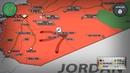 17 августа 2018. Военная обстановка в Сирии. ВВС Ирака нанесли удары по сирийским боевикам ИГИЛ.