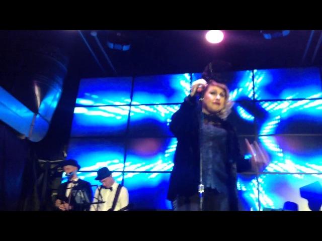 Ева Польна – Никто кроме тебя (Live @ «Центральная станция»)