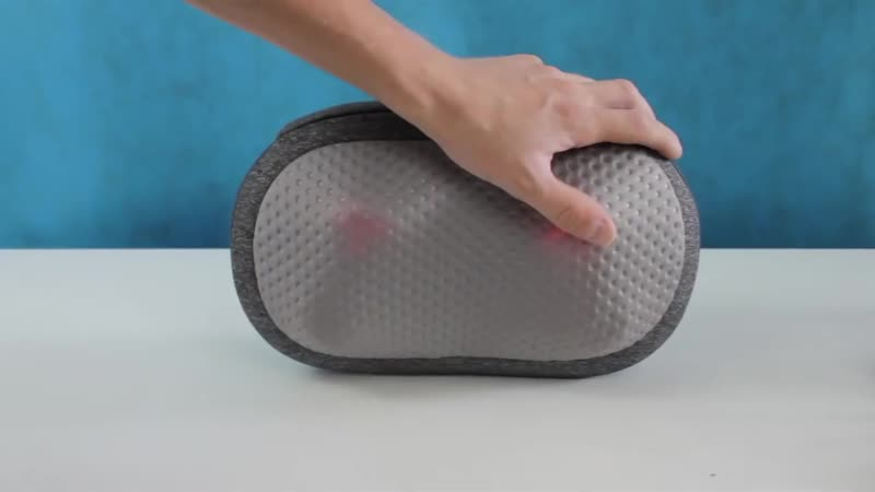 Xiaomi Leravan massage pillow массажная подушка с подогревом
