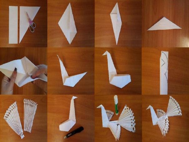 бумажные работы made in hand (1 фото) - картинка