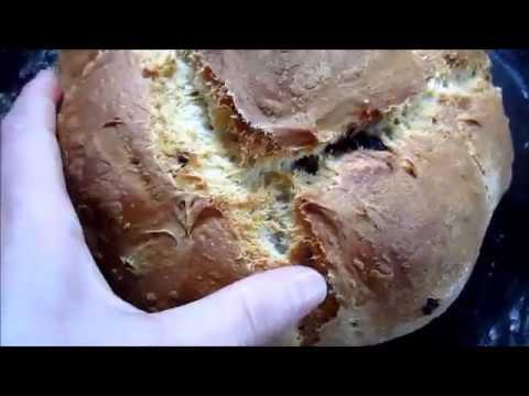 Рецепт домашнего хлеба на кефире без дрожжей и яиц