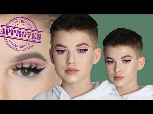 Imitando maquiagens da Pabllo Vittar Jamie Makeup 15 anos