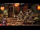 Mortal Kombat XL - Попался сильный Кибер Саб-Зиро _⁄ Мортал Комбат Х