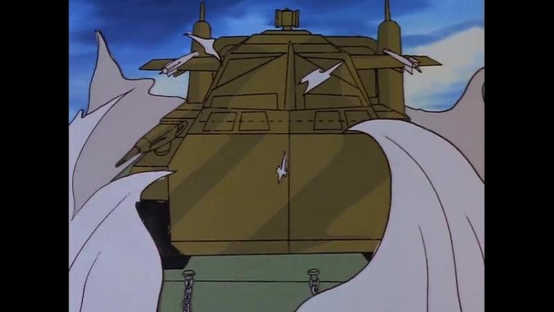 Рэмбо и Силы Свободы 62 серия