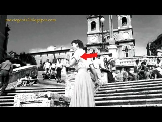 Киноляпы в фильме Римские каникулы (США, 1953)