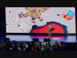 Дмитрий Борков и Красноярский духовой оркестр Церодэна С палец (грузинская сказка) День народов Кавказа в Красноярском крае