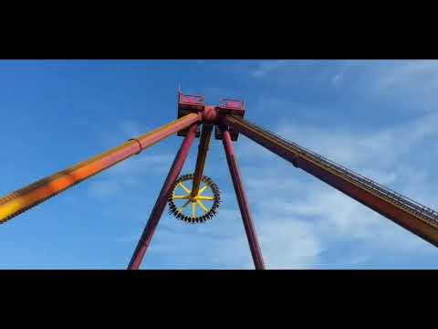 THE SCARIEST RIDE IN THE WORLD