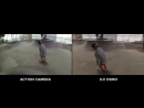 Сравнение DJI Osmo и экшн камеры