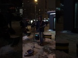Saimon - Ангел (Год Змеи cover). Новогиреево. Москва
