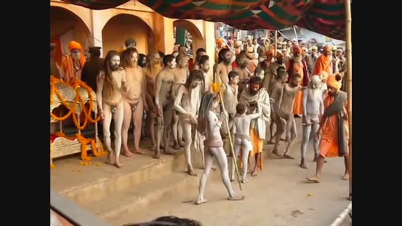 Naga Sadhus at Varanasi