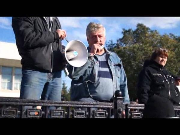 Макушин против кремниевого завода в Омске