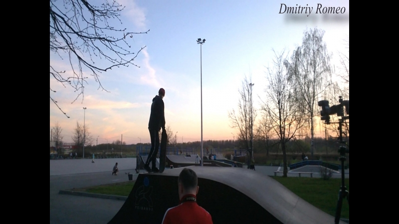 Dmitriy Svetlove - Тренировка DR7 (Romeo) 8.05.18